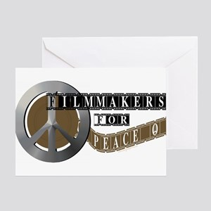 Filmmakers for Peace Greeting Card