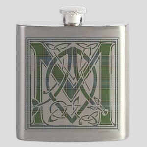 Monogram-MacMillan hunting Flask