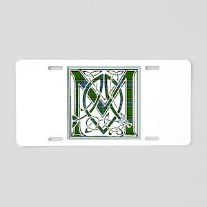 Monogram-MacMillan hunting Aluminum License Plate