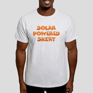 Solar Power Light T-Shirt
