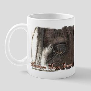 Northern Horse Source Draft Eye Mug