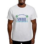 Sanibel Happy Place - Light T-Shirt
