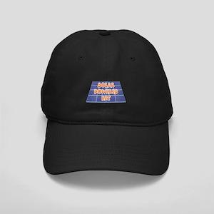Solar Power Black Cap