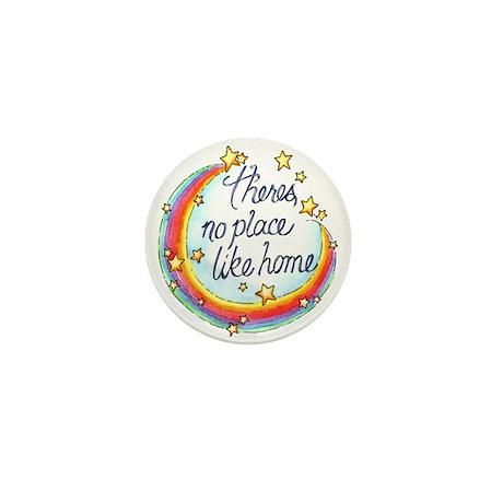 No Place Like Home Mini Button