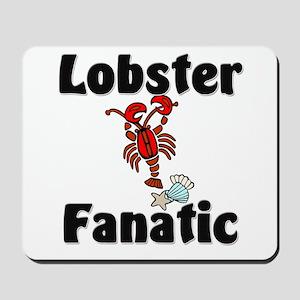 Lobster Fanatic Mousepad