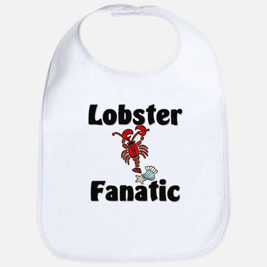 Lobster Fanatic Bib