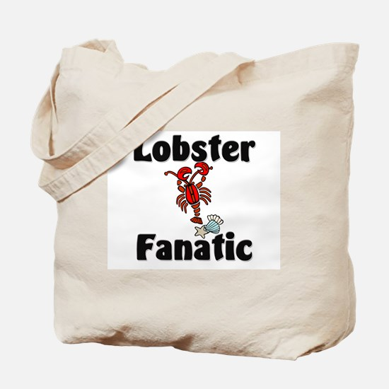 Lobster Fanatic Tote Bag