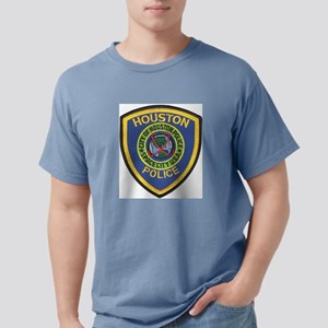 Houston Police Ash Grey T-Shirt