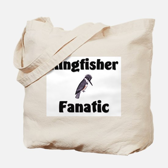Kingfisher Fanatic Tote Bag