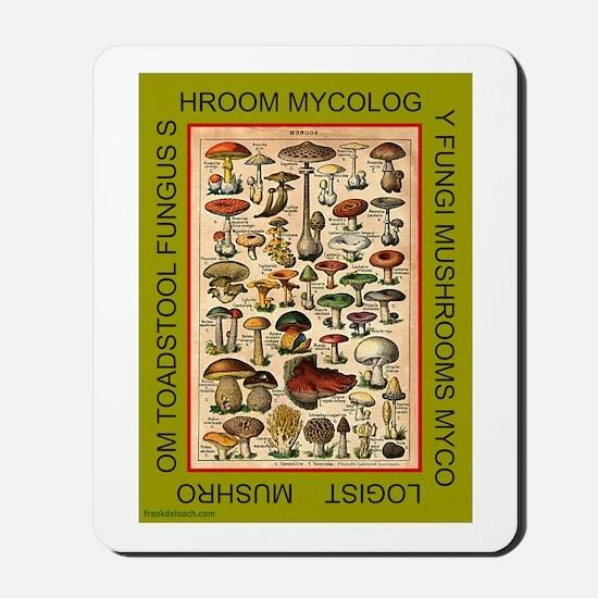MYCOLOGIST Mousepad
