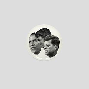 Obama - Kennedy (JFK, RFK) Mini Button