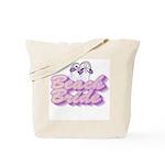 Beach Bride Flip Flops Tote Bag