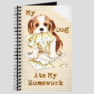 Cavalier Ate Homework Journal