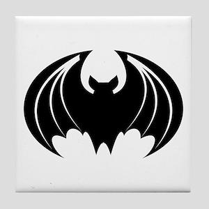 BAT (1) Tile Coaster