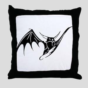 BATS (7) Throw Pillow