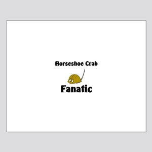Horseshoe Crab Fanatic Small Poster