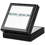 Nerdy Dancing Keepsake Box
