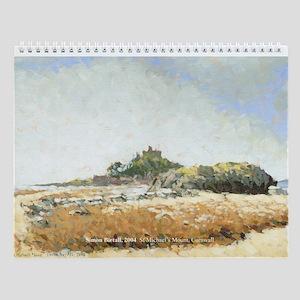 Fine Art Wall Calendar
