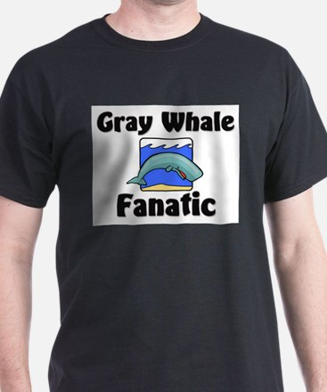 Gray Whale Fanatic T-Shirt