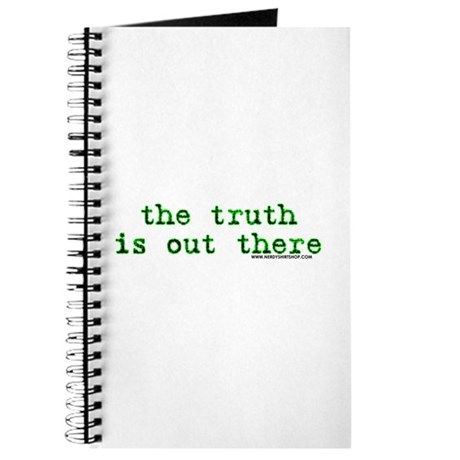 The Truth Is Out There Journal