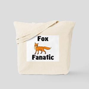 Fox Fanatic Tote Bag