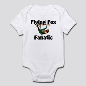 Flying Fox Fanatic Infant Bodysuit