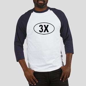 3X Baseball Jersey
