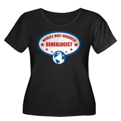 Worlds Most Organized Genealogist T