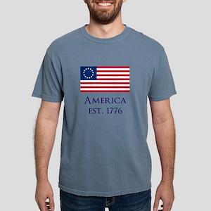 Betsy Ross 1776 White T-Shirt