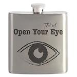 Open Your Third Eye Flask