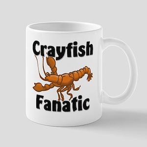 Crayfish Fanatic Mug