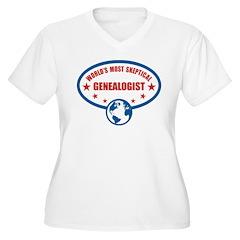 Most Skeptical T-Shirt