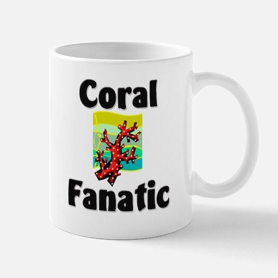 Coral Fanatic Mug