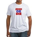 New Way to Vote Fitted T-Shirt