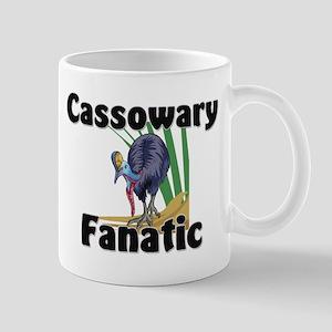 Cassowary Fanatic Mug
