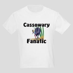 Cassowary Fanatic Kids Light T-Shirt