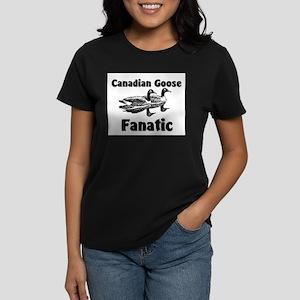 Canadian Goose Fanatic Women's Dark T-Shirt