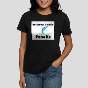Bottlenose Dolphin Fanatic Women's Dark T-Shirt