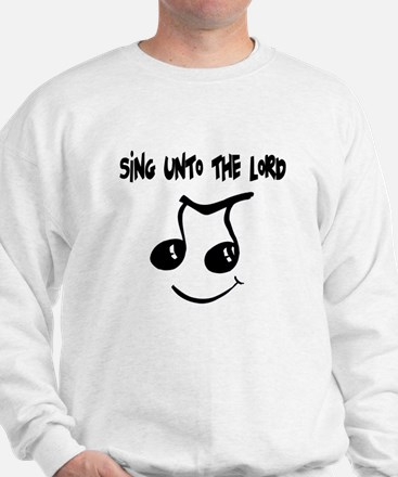 Sing Unto the Lord Jumper