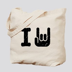 I Rock Tote Bag