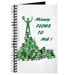 Money Reiki Healing Energy Infused Journal