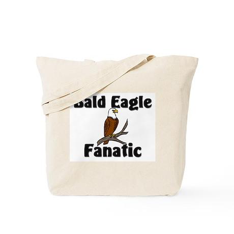 Bald Eagle Fanatic Tote Bag