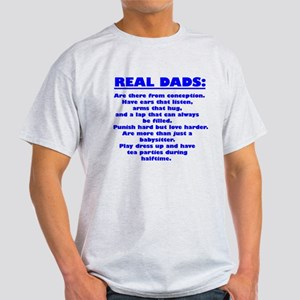 REAL DADS Light T-Shirt