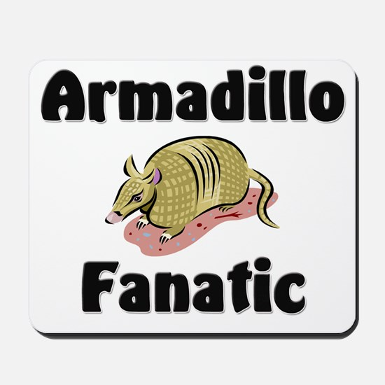 Armadillo Fanatic Mousepad
