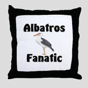 Albatros Fanatic Throw Pillow