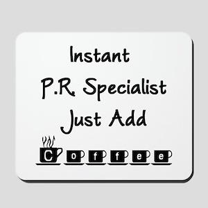 PR Specialist Mousepad