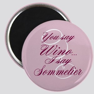 Wino or Sommelier Magnet