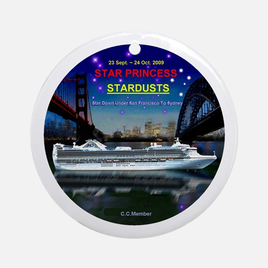 StarDUSTS Logo- Ornament (Round)