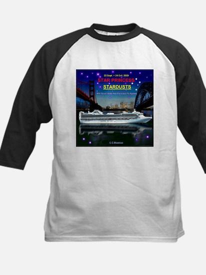 StarDUSTS Logo- Kids Baseball Jersey