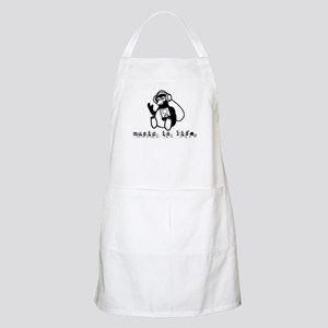 Music Is Life BBQ Apron